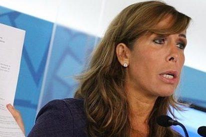 Alicia Sánchez-Camacho rechaza que los Mossos la escolten porque 'desconfía'