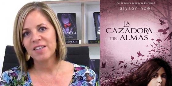 Alyson Noel, la autora de la saga Eternidad, reaparece con una nueva serie rebosante de magia, misterio y amor
