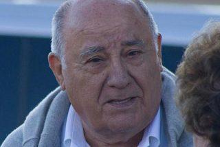 El español Amancio Ortega es ya el tercer hombre más rico del mundo
