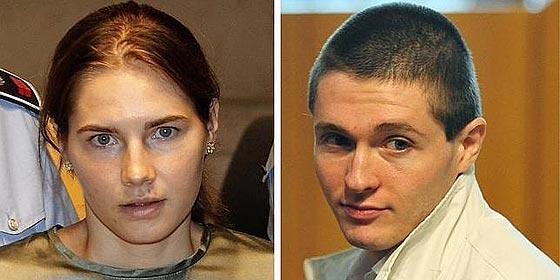 El Supremo Italiano anula la absolución de Knox y su ex novio por 'asesinato sexual'