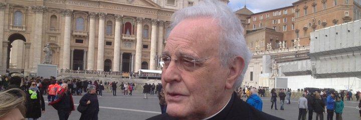 """Cardenal Amigo: """"La Iglesia no pretende presumir a costa de los pobres"""""""