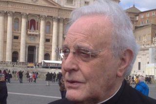 """El Papa, a los cardenales: """"Buenas noches, que descansen. Y que Dios les perdone lo que han hecho"""""""