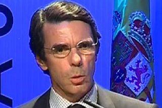 """Aznar carga contra los políticos """"sin honradez"""" y quienes levantan una """"sospecha general"""""""