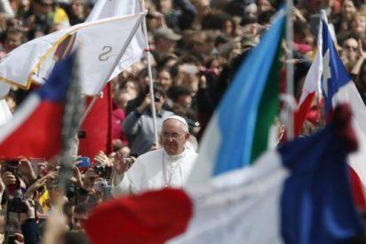 Un Papa con atracción magnética
