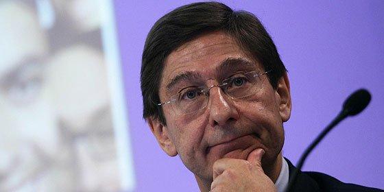 Goirigolzarri anuncia que antes de 2014 se iniciará la privatización de Bankia
