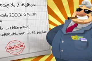 El caso Bárcenas ya cuenta con un juego para 'smartphones' y 'tablets' para tomarse a chirigota la corrupción