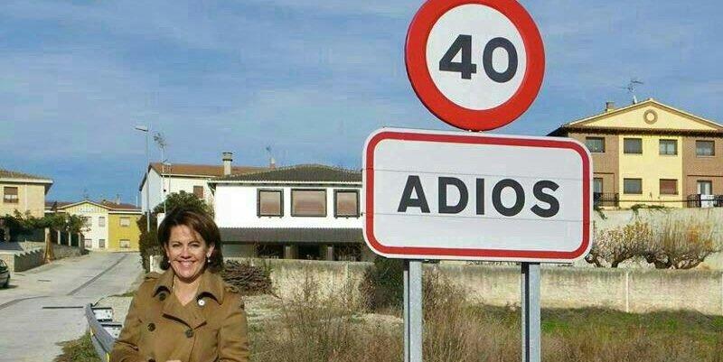 Barcina, reelegida al frente de UPN pese al escándalo de las dietas de Caja Navarra