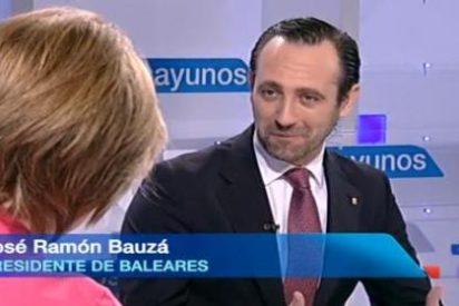 Bauzá pone de vuelta y media a Artur Mas en los 'Desayunos de TVE' por nacionalista