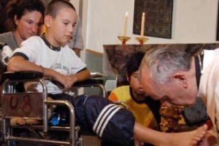 Francisco celebrará la Misa del Jueves Santo en una cárcel de menores
