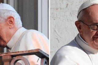 Francisco y Benedicto: la continuidad discontinua