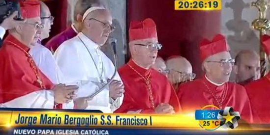 La progresía prisaica vive con el temor de que los cardenales vuelvan a elegir un Papa católico