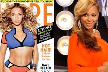 Beyoncé recupera cuerpazo tras quitarse los 25 kilos que le dejó el embarazo