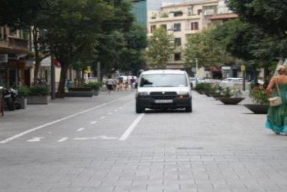 La calle Blanquerna de Palma 'se pliega' a los deseos de Calvo y será cien por cien peatonal