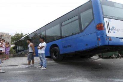 Los chóferes de la EMT nos dejarán cuatro mañanas sin bus porque se sienten acosados