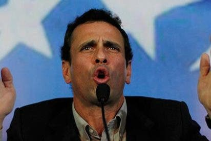 Henrique Capriles y Nicolás Maduro y Capriles calientan con insultos la campaña