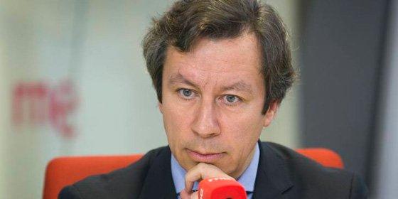 """Carlos Floriano en RNE: """"No sé si Bárcenas es el autor de los papeles, El País se los atribuye"""""""
