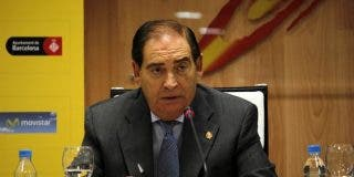 Le quitan el carné por ir ebrio al presidente de la Federación Española de Automovilismo
