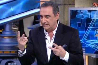 """Carlos Herrera sobre Bárcenas: """"Esta es la feria de los gansters, hay mucho gángster por ahí haciendo peinetas"""""""