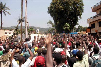 Los rebeldes completan la conquista de Bangui
