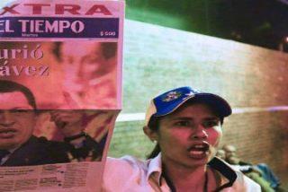 La Iglesia venezolana eleva sus oraciones por Chávez