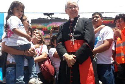"""Cipriani: """"El aborto es demoníaco"""""""