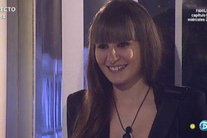 Eva, la nueva y escandalosa concursante de 'GH14', es descubierta en su 'mentira' a las pocas horas de entrar ¿La echarán?