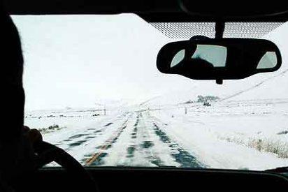Cortadas 24 carreteras en Andalucía debido a las lluvias y nevadas