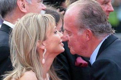 El Rey Juan Carlos está 'francamente enfadado' con Corinna