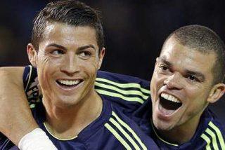 Cristiano Ronaldo no da tregua y marca el doblete del Real Madrid frente al Celta