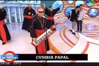 """""""Cumbia papal"""" y chistes sobre Francisco en las redes sociales"""