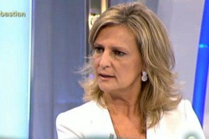 """Isabel San Sebastián: """"Tan arraigado está el fraude en nuestro ADN colectivo que decimos 'amiga' cuando queremos decir 'amante'"""""""