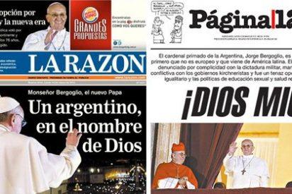Un argentino, en el nombre de Dios