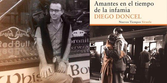 Diego Doncel presenta una elaborada trama de espionaje y aventuras que discurre entre París, Berlín y África