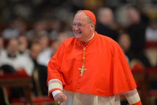 """Cardenal Dolan: """"La elección de Francisco es una inyección de ánimo para los católicos"""""""