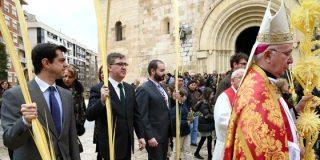 El Partido Popular sale en procesión para abrir la Semana Santa en la región