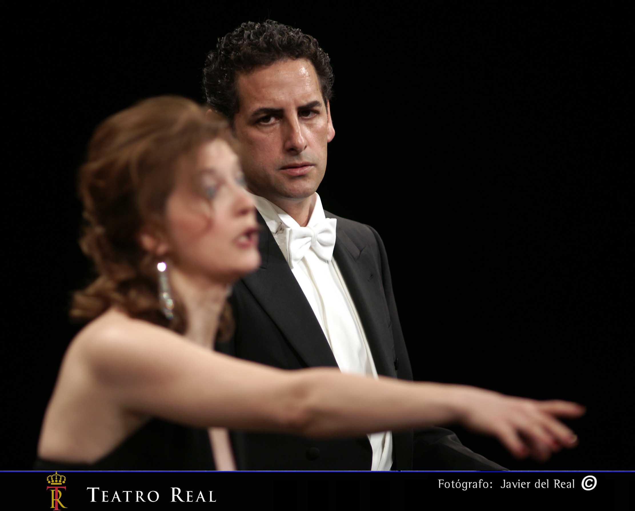 Expectación cumplida en el retorno de Juan Diego Flórez al Teatro Real