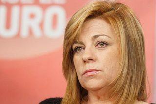 """Elena Valenciano abandona Twitter por la """"persecución"""" a sus hijos"""