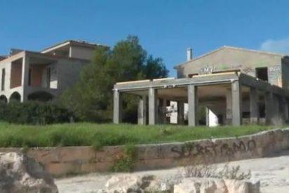 La demolición en Ses Covetes costará a las arcas públicas cerca de un millón de euros