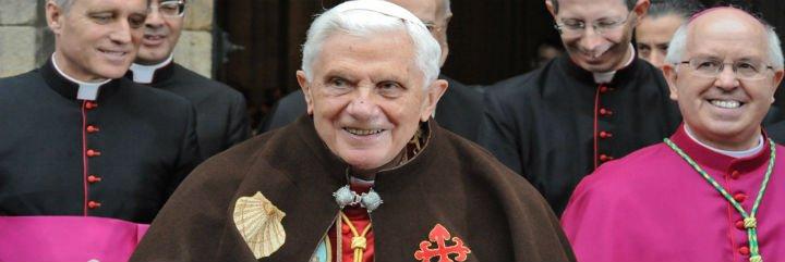 La España católica pero menos de Benedicto XVI y del Sucesor