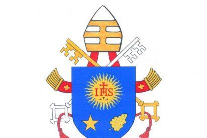 Así será el escudo papal