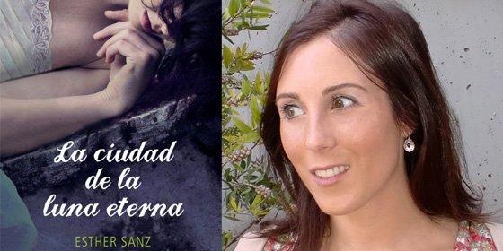 Esther Sanz cierra su trilogía con la historia de amor entre Clara y Bosco