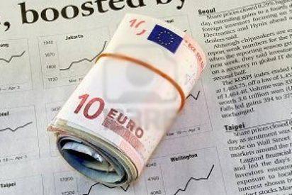 La prima de riesgo española marca el mínimo anual y baja de los 330 puntos