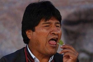 Evo Morales está