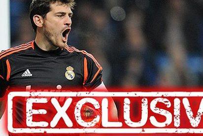 Iker Casillas volverá a la portería del Real Madrid el 30 de marzo de 2013
