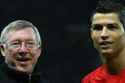 """Alex Ferguson: """"Tengo un Plan B para frenar a Cristiano y se llama ametralladora"""""""