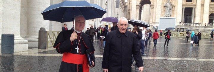 """Bergoglio: """"Necesitamos que recen por nosotros"""""""