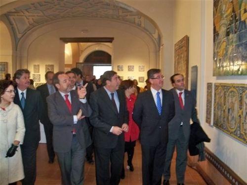 Inaugurada la ampliación del Museo de Cerámica Ruiz de Luna de Talavera
