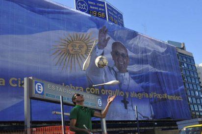 """""""La ciudad celebra con orgullo y alegría al Papa Francisco"""""""