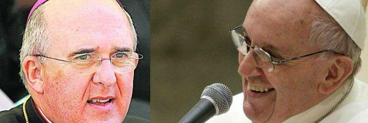 El doble español del Papa Francisco