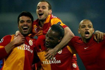 El Galatasaray, el bombón de los cuartos de la Champions, para el Real Madrid